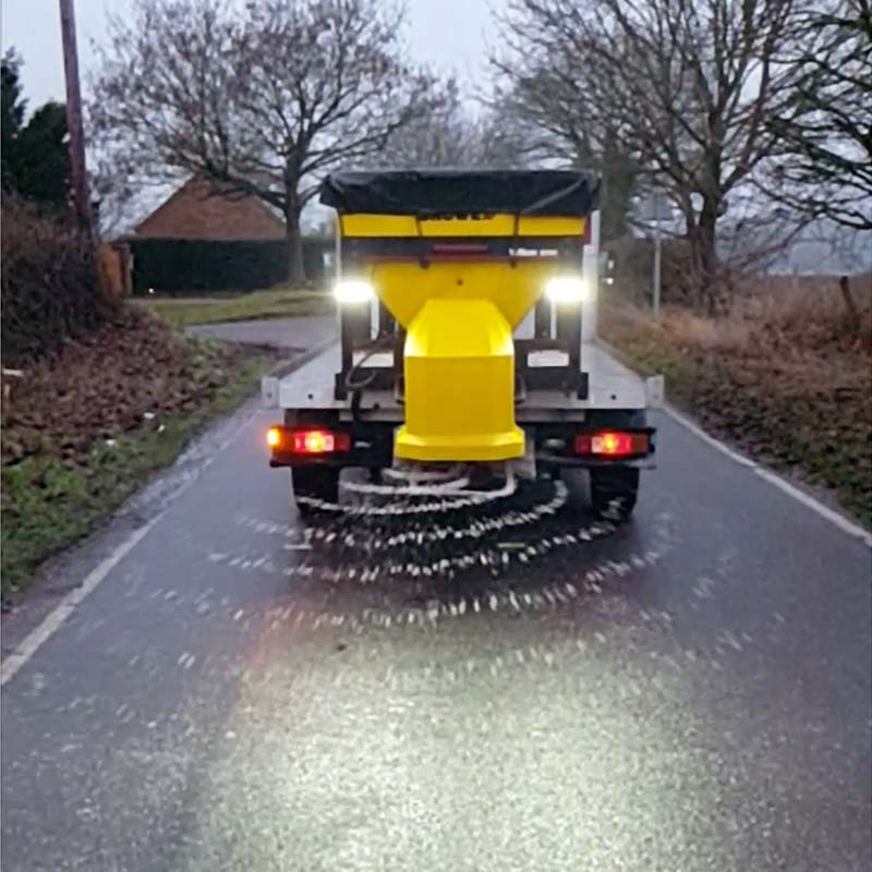 Gritting Coventry