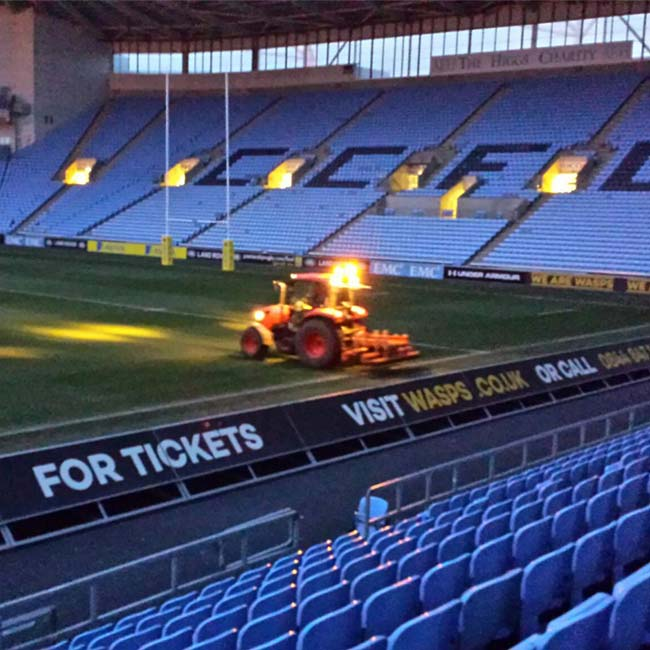 Sports Grounds Maintenance Coventry